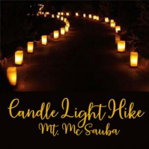 Candlelight Hike at Mt. McSauba