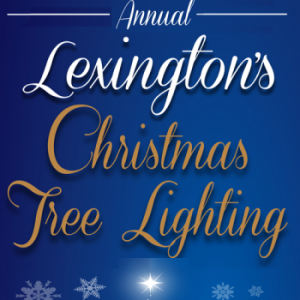 Christmas Tree Lighting and Merchant Luminary Walk
