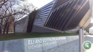 Eli and Edythe Broad Art Museum at Michigan State University