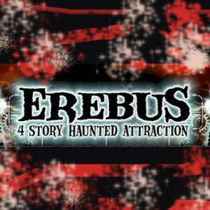 Erebus Haunted Attraction in Pontiac Michigan