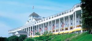The Grand Hotel on Mackinac Island Michigan