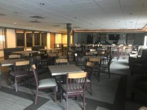 Fireside Lounge, on-site restaurant and bar