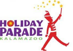 Kalamazoo Holiday Parade in Kalamazoo Michigan