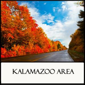 Fall in Region 3 Kalamazoo Area of Michigan