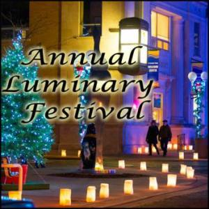 Annual Luminary Festival St. Joseph Michigan