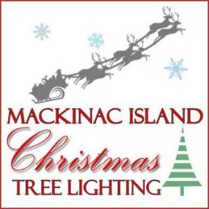 Mackinac Island Christmas Tree Lighting