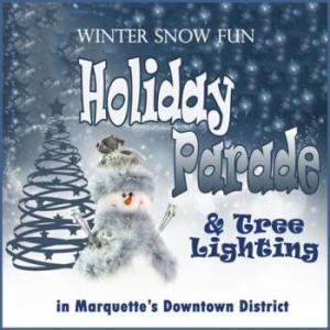 Marquette Christmas Parade