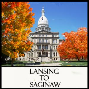 Fall in Region 5 Lansing and Saginaw Area