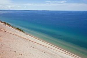 Michigan Sand Dunes - Sleeping Bear Dunes
