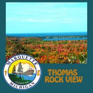 Thomas Rock View - Marquette