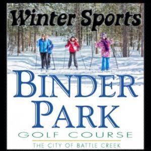 Winter Sports Park at Binder Park in Battle Creek Michigan