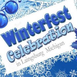 Winterfest Celebration in Laingsburg Michigan
