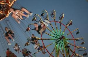Arenac County Fair in Standish