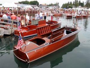 2019 Antique Wooden Boat Show Michigan Life