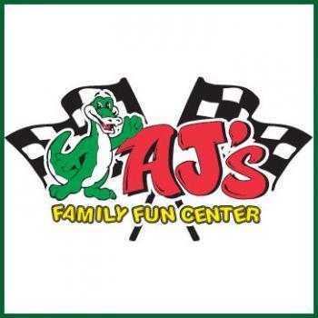 AJ's Family Fun Center near Grand Rapids Michigan