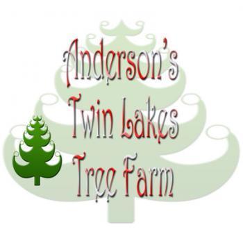 Anderson's Twin Lakes Tree Farm in Newberry Michigan