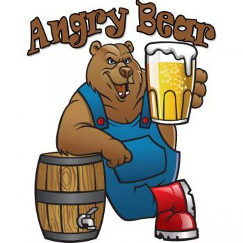 Angry Bear Festival downtown Marquette Michigan