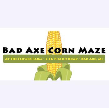 Bad Axe Corn Maze in Bad Axe Michigan