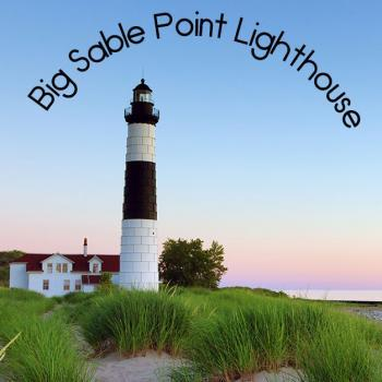 Photo Credit Craig Sterken Big Sable Point Lighthouse in Ludington State Park on a Lake Michigan beach.