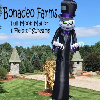 Bonadeo Farms - Full Moon Manor and Field of Screams