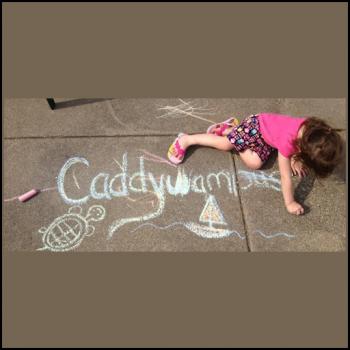 Caddywampuson on Mackinac Island