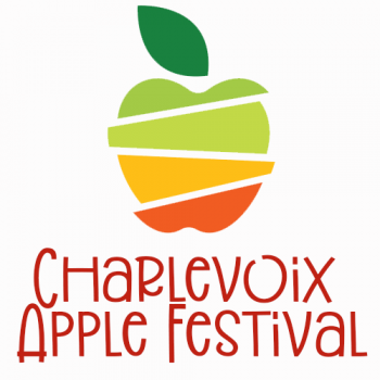 Charlevoix Apple Festival in Up North Charlevoix Michigan