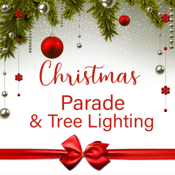 Charlevoix Parade and Tree Lighting