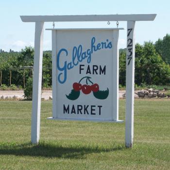 Gallaghers Farm Market Traverse City Michigan