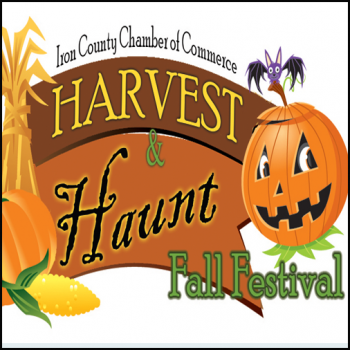 Harvest & Haunt Fall Festival - Iron County
