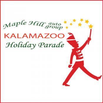 Kalamazoo Holiday Parade in Kalamazoo Michigan