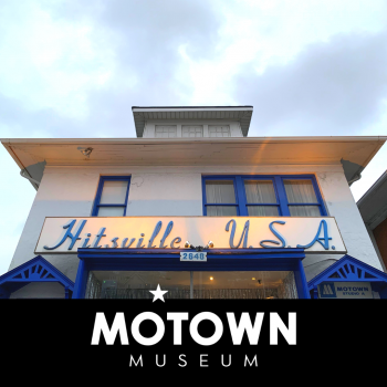 Motown Museum in Detroit Michigan