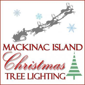 Mackinac Island Christmas Tree Lighting