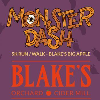 Blake's Monster Dash in Southeast Michigan