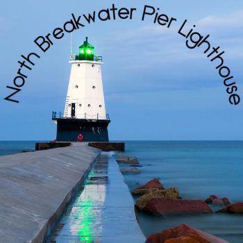 North Breakwater Pier Lighthouse
