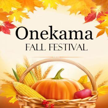 Onekama Fall Festival, Onekama Michgian