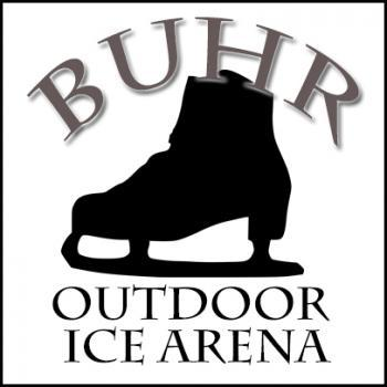 Buhr Park Outdoor Ice Arena in Ann Arbor Michigan