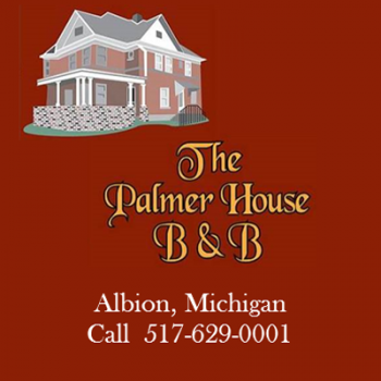 Palmer House Inn Bed & Breakfast in Albion Michigan