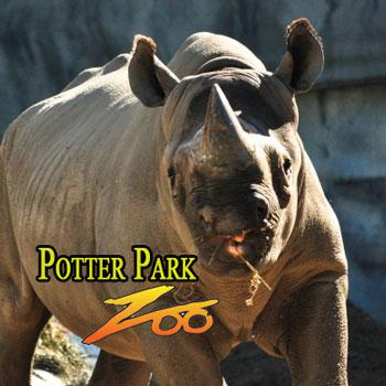 Potter Park Zoo in Lansing Michigan