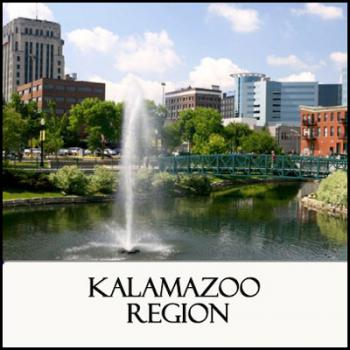 Region 3 Kalamazoo Area of Michigan
