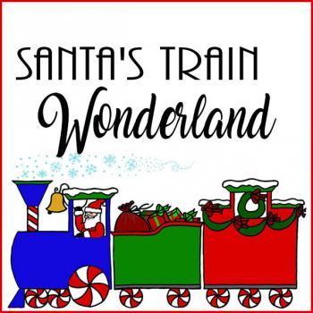 Santa's Train Wonderland in Charlevoix Michigan