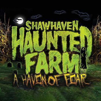 Shawhaven Haunted Farm in Mason Michigan