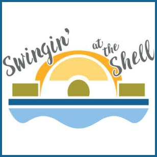 Swingin at the Shell annual concert series in Albion Michigan