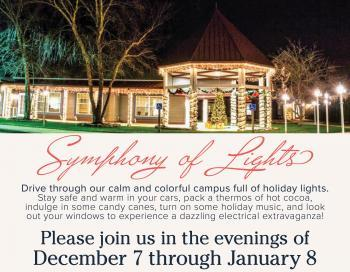 Caretel Inns Brighton Symphony of Lights