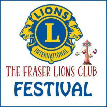 The Fraser Lions Club Annual Festival, Fraser Michigan