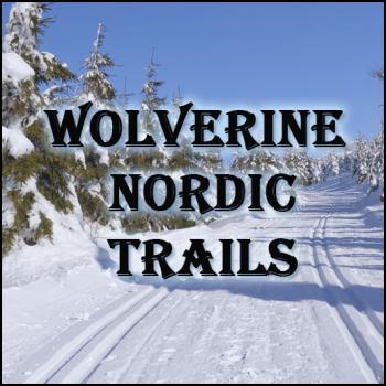 Wolverine Ski Trails Ironwood Michigan