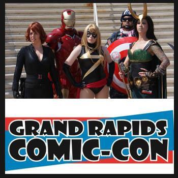 Grand Rapids Comic Con - Wyoming