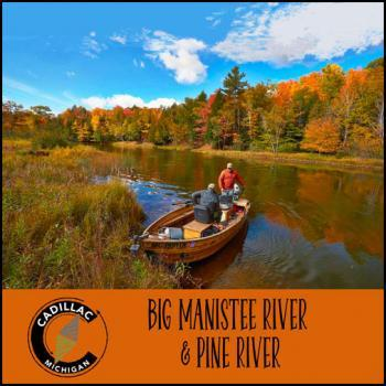 Fall Color River Routes
