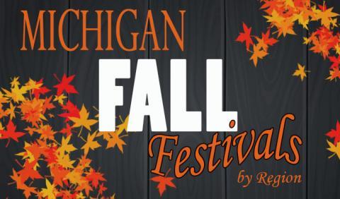 Michigan Fall Festivals by Regions
