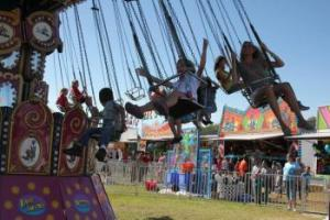 Barry County Fair in Hastings