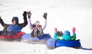 Family Fun in Hanson Hills Recreation in Grayling Michigan
